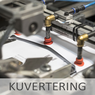Kuvertering - Bech Distribution A/S