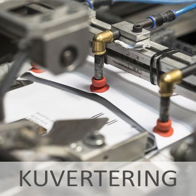 Kuvertering - Bech Distribution A/S