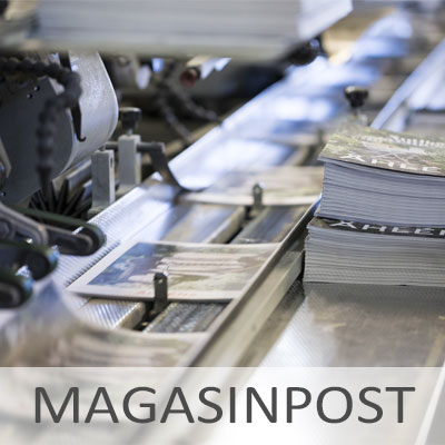 Magasinpost - Bech Distribution A/S